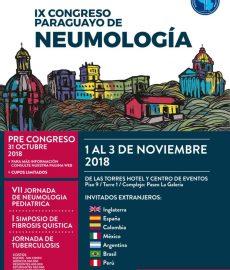 IX Congreso Paraguayo de Neumología
