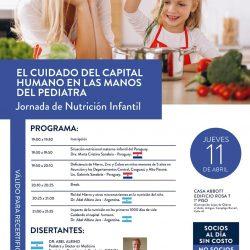 Jornada de Nutrición Infantil