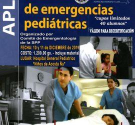 Curso de Emergencias pediátricas