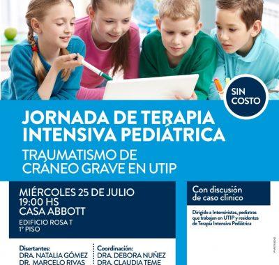 Jornada de Terapia de Intensiva Pediátrica